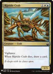 Riptide Crab