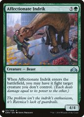 Affectionate Indrik (Mystery Booster)