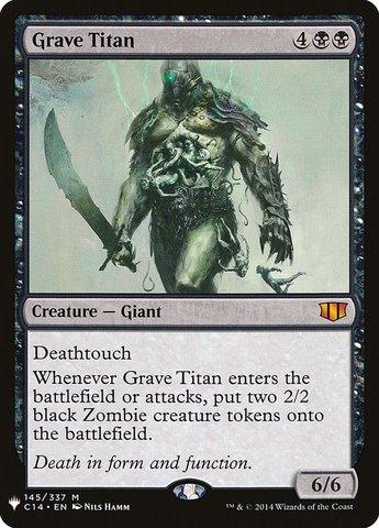 Inferno Titan Magic 2011 Core Set NM//M