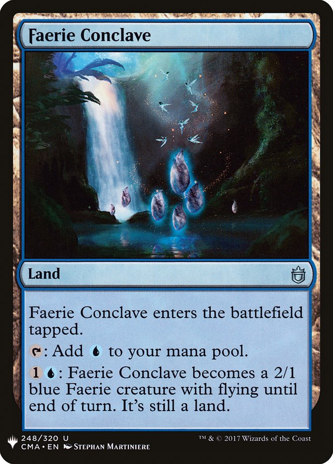 Faerie Conclave
