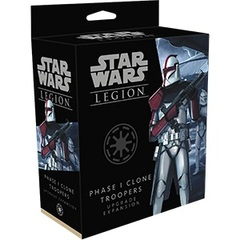 (55) Star Wars: Legion - Phase I Clone Troopers Upgrade Expansion