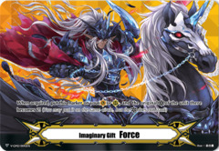 ▽ Imaginary Gift Marker [Force II] - Illusionary Revenger, Mordred Phantom - V-GM2/0045EN - GM (FOIL) [V-CS02]