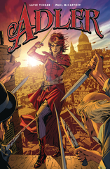 Adler #1 (Cover A - Guice)