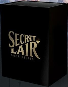 Secret Lair explosion sounds