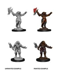 Nolzur's Marvelous Miniatures - Female Dragonborn Fighter