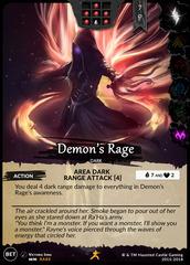 Demon's Rage