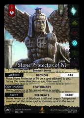 Stone Protector of Ni