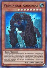 Primineral Kongreat - CHIM-EN024 - Super Rare - Unlimited Edition