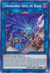 Unchained Soul of Rage - CHIM-EN043 - Secret Rare - Unlimited Edition