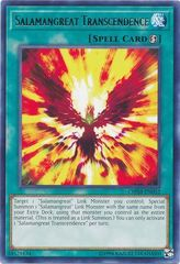 Salamangreat Transcendence - CHIM-EN052 - Rare - Unlimited Edition