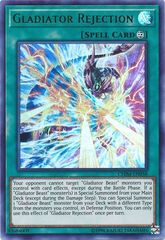 Gladiator Rejection - CHIM-EN058 - Ultra Rare - Unlimited Edition