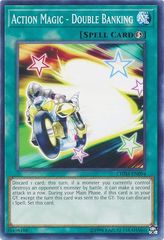 Action Magic - Double Banking - CHIM-EN094 - Common - Unlimited Edition