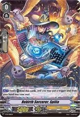 Rebirth Sorcerer, Spilia - V-PR/0118EN - PR