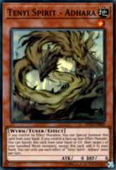 Tenyi Spirit - Adhara - OP12-EN009 - Super Rare - Unlimited Edition on Channel Fireball