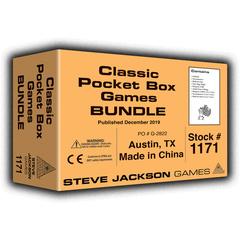 Classic Pocket Box Games Bundle