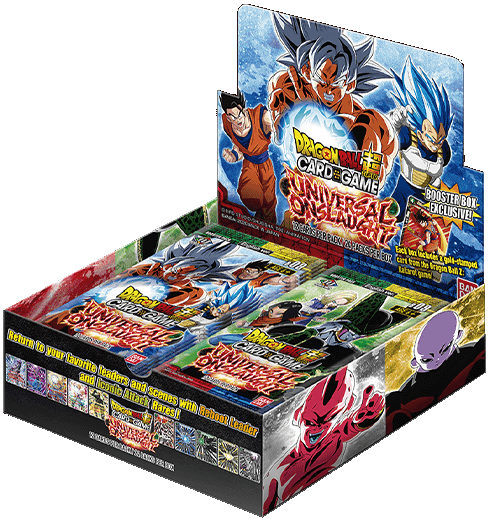 Dragon Ball Super - Universal Onslaught Booster Box