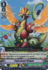Fruits Assort Dragon - V-EB10/016EN - RR