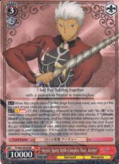 Heroic Spirit With Complex Past, Archer - FS/S64-E058 - RR