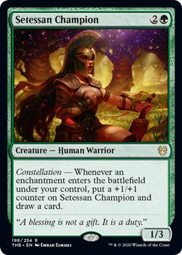 Setessan Champion - Foil