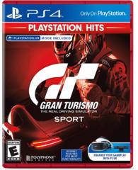 Gran Turismo Sport [PlayStation Hits]