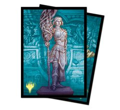 Ultra Pro - MTG Theros: Beyond Death Alternate Art Elspeth, Sun's Nemesis 100 Count Standard Sleeves (18267)