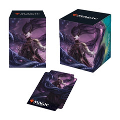 Ultra Pro - Theros Beyond Death PRO 100+ Deck Box - Ashiok Nightmare Muse 18225