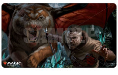 Ultra Pro - Ikoria: Lair of Behemoths - Go For Blood Playmat