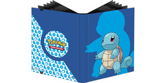 Ultra Pro - Pokemon Squirtle9-Pocket PRO-Binder (15393)