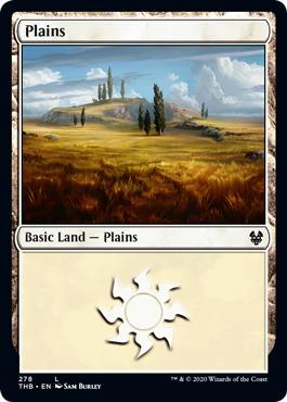 Plains (278) - Foil