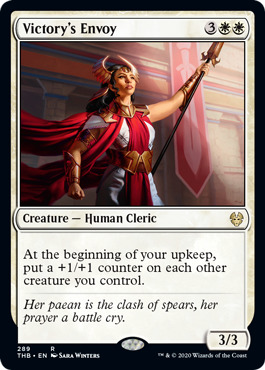 Victorys Envoy - Theme Booster Exclusive