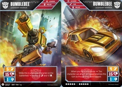 Bumblebee // Legendary Warrior (Energon Edition)