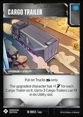 Cargo Trailer (Energon Edition)