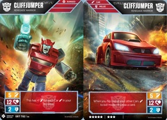 Cliffjumper // Renegade Warrior (Energon Edition)