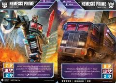Nemesis Prime // Dark Clone (Energon Edition)