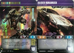 Raider Runamuck // Infantry Soldier (In-Store Play Gold Promo)