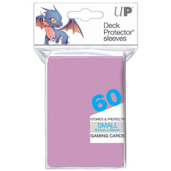 Ultra Pro - 60ct Bright Pink Small Deck Protector Sleeves