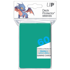 Ultra Pro - Yu-Gi-Oh! Size 60 ct Sleeves - Aqua
