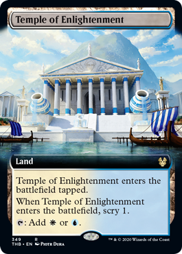 Temple of Enlightenment (Extended Art) - Foil