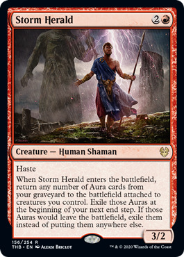Storm Herald - Foil