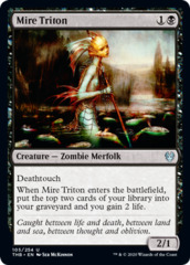 Mire Triton - Foil