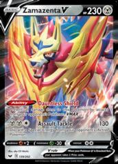 Zamazenta V - 139/202 - Ultra Rare