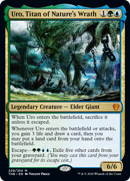 Uro, Titan of Natures Wrath