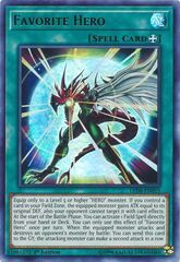 Favorite Hero - LED6-EN015 - Ultra Rare - 1st Edition