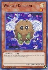 Winged Kuriboh - LED6-EN017 - Common - 1st Edition