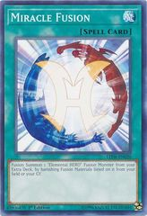 Miracle Fusion - LED6-EN020 - Common - 1st Edition