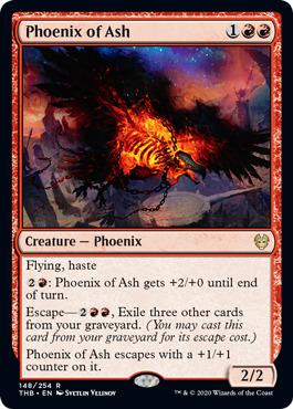 Phoenix of Ash