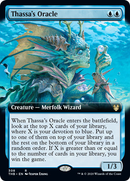 Thassas Oracle - Extended Art