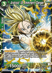 Android 18, Imminent Danger - XD3-03 - ST