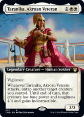 Taranika, Akroan Veteran - Extended Art