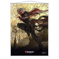 Ultra Pro Wall Scroll War of the Spark Stained Glass Sorin